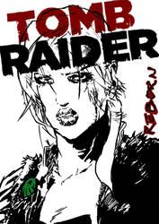 Lara by Yopacaine