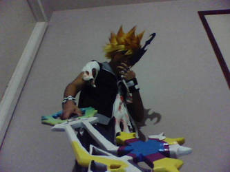 HT Roxas - Thirst for blood by Sora-Key-Bearer