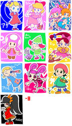 nintendo lolicon card by chtkghk