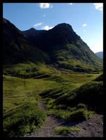 Highlands of Scotland by afireinsideme