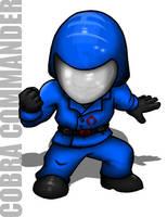 Cobra Commander by Gundamjack