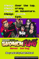 Shonen punk ad thing by andehpinkard