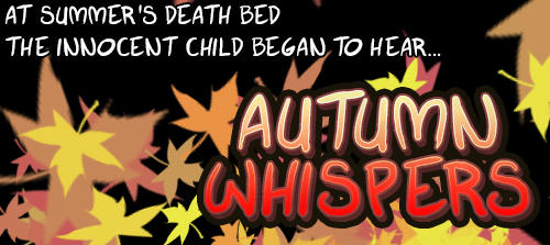 September free font: autumn whispers by andehpinkard