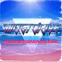 GhostDrive - summerdreams[dot]exe EP Cover by andehpinkard