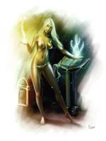 She fairy by Egri
