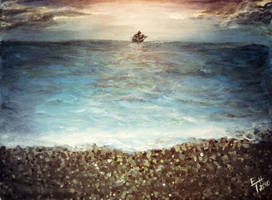 Sea by Egri