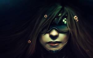Futuregirl_1920x1200 by Egri