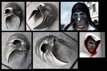 Ezio mask by alsquall