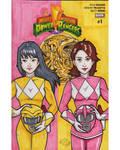 Power Ranger Cover by CKLARTS