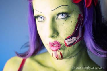 Zombie Glamour 2 by CauldronBlack