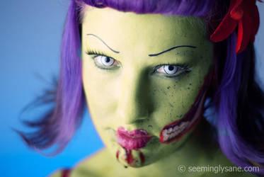 Zombie Glamour 3 by CauldronBlack