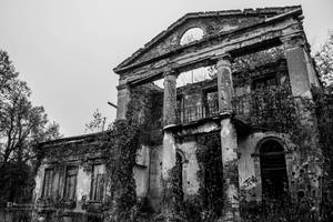 Abandoned 19th century palace 9 by Urbex-Bialystok