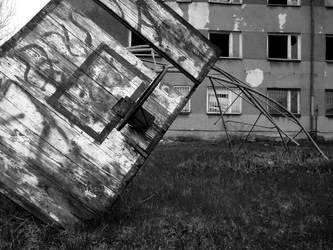 Abandoned Dormitory 2 by Urbex-Bialystok