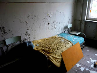Abandoned Dormitory 3 by Urbex-Bialystok