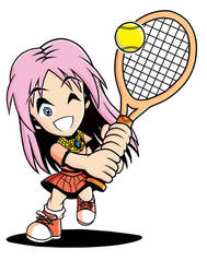 Vanny Tennis by robertokohama
