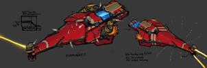 SolarWind Cruiser by Daemoria