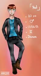 Yool - Original Character by NamiCouss98
