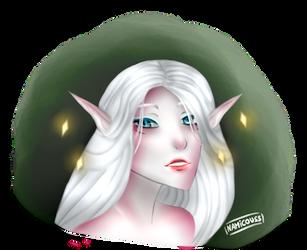 Opalescent - Eldarya - Fanart by NamiCouss98