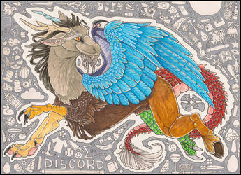 Discord by awaicu