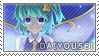 Daiyousei stamp by Zerebos