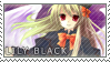 Lily Black stamp by Zerebos