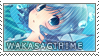 Wakasagihime stamp by Zerebos