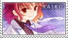 Raiko stamp by Zerebos