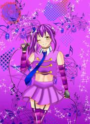 Reyna from Re:On Mascot ( Idol Version )  by julikatsubasasta95