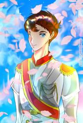 Prince Go ( Prince Speed )  by julikatsubasasta95