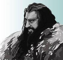 Thorin-Blue by kallielef