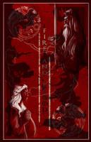 House Targaryen by kallielef