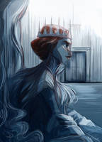 Queen In the North by kallielef