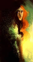 Alayne/Sansa by kallielef