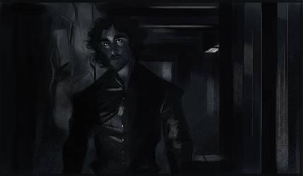 Lord Crow by kallielef