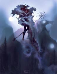 The Mystic's Dream by kallielef