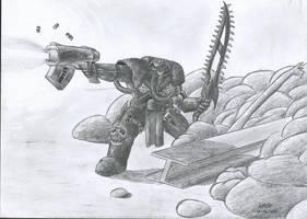 Terminator by ElStormo