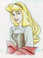 Briar Rose by sahadlich90