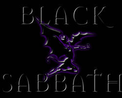 Black Sabbath by ozzrocks