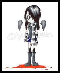 Emo Girl by xxpunkedprincessxx