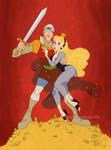 reginald the daring by briannacherrygarcia