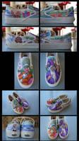 hatter.merlin shoes by briannacherrygarcia