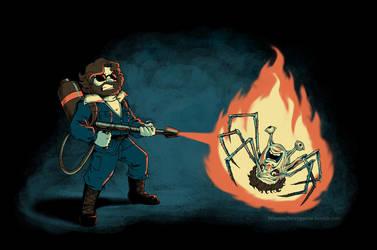 KILL IT WITH FIRE by briannacherrygarcia