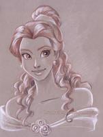 Belle by briannacherrygarcia