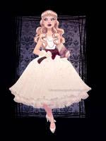 Black Widow Bride by briannacherrygarcia