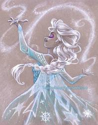 Elsa by briannacherrygarcia