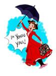 Mary Poppins Y'all by briannacherrygarcia