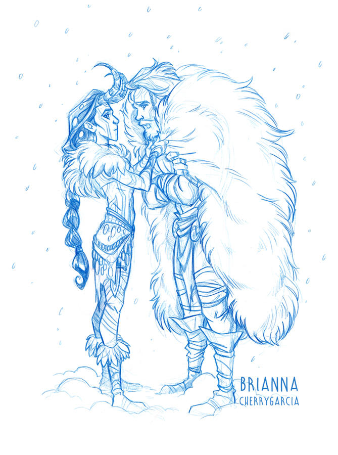 I'm Cold by briannacherrygarcia