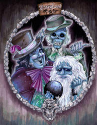 grim grinning ghosts by briannacherrygarcia