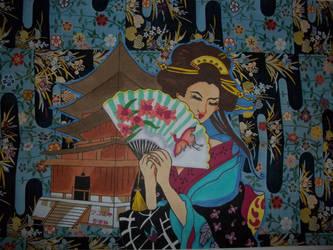 Geisha by Tsuyueki by TsuyuekiDiAnshare