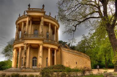 Belvedere on the Klausberg by Sockrattes